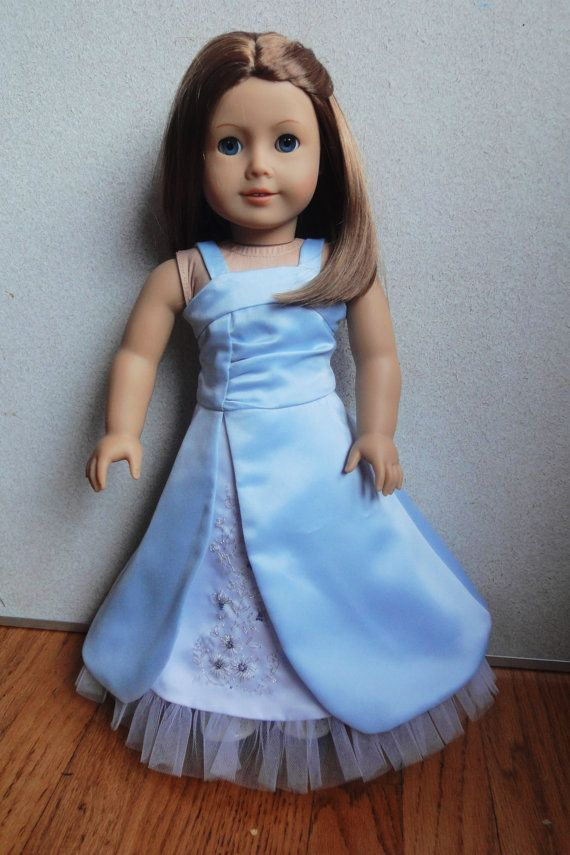 American Girl Doll Prom Dresses