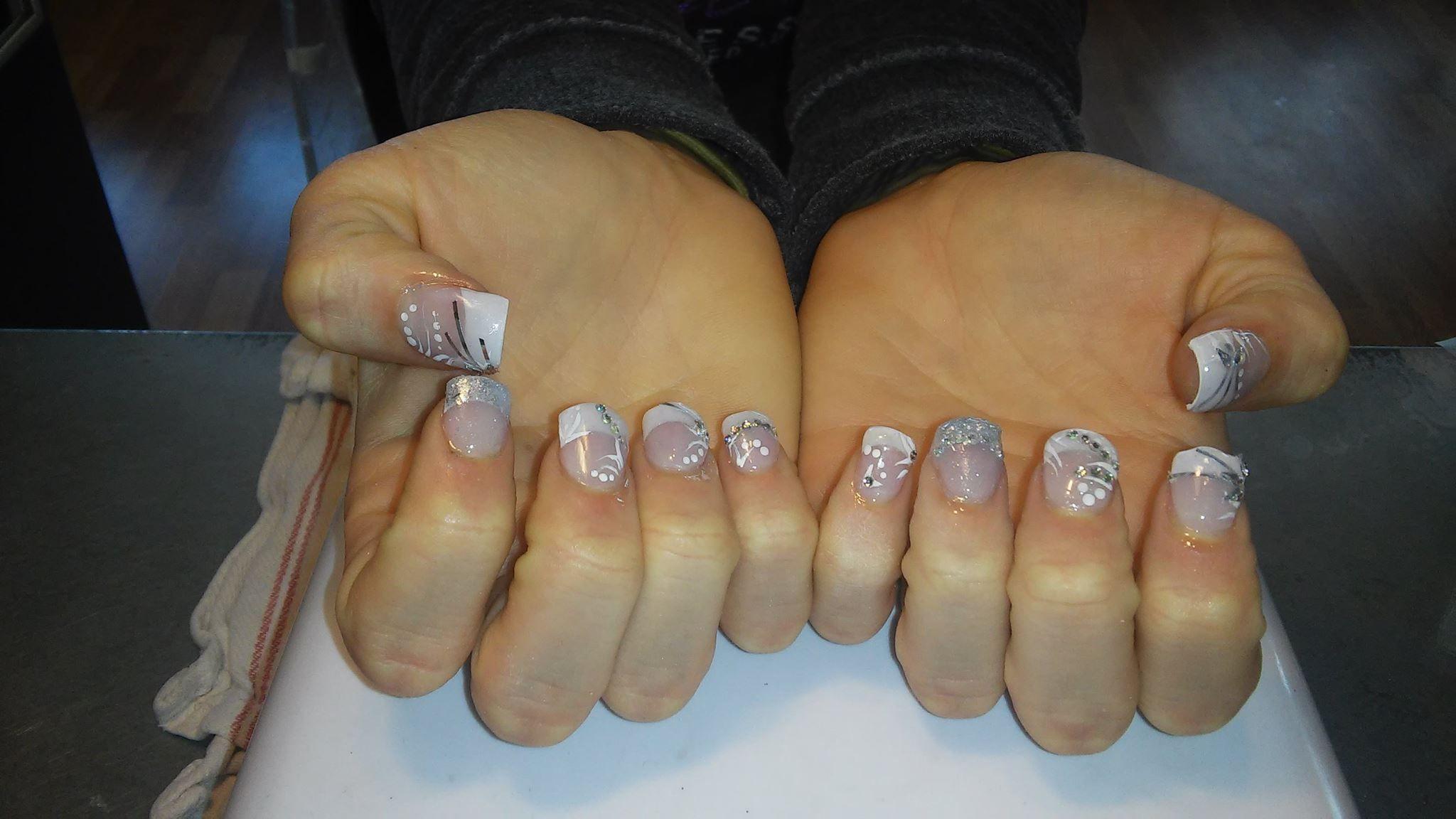 Pin by Camila Swensen on Nails Art | Blush nails, Gradient