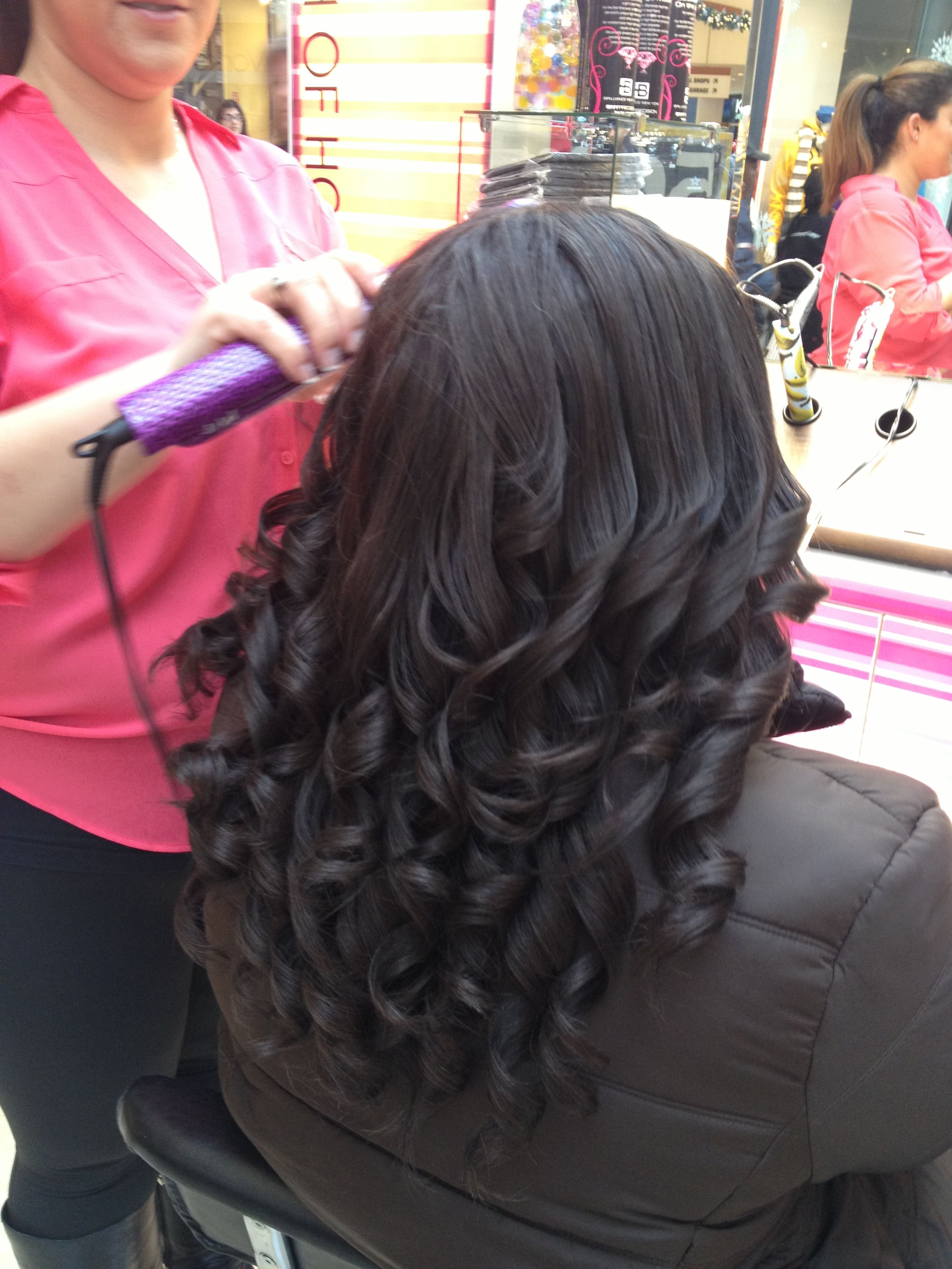 Pyt Ceramic Wand Hair Style And Extension Pinterest Wand