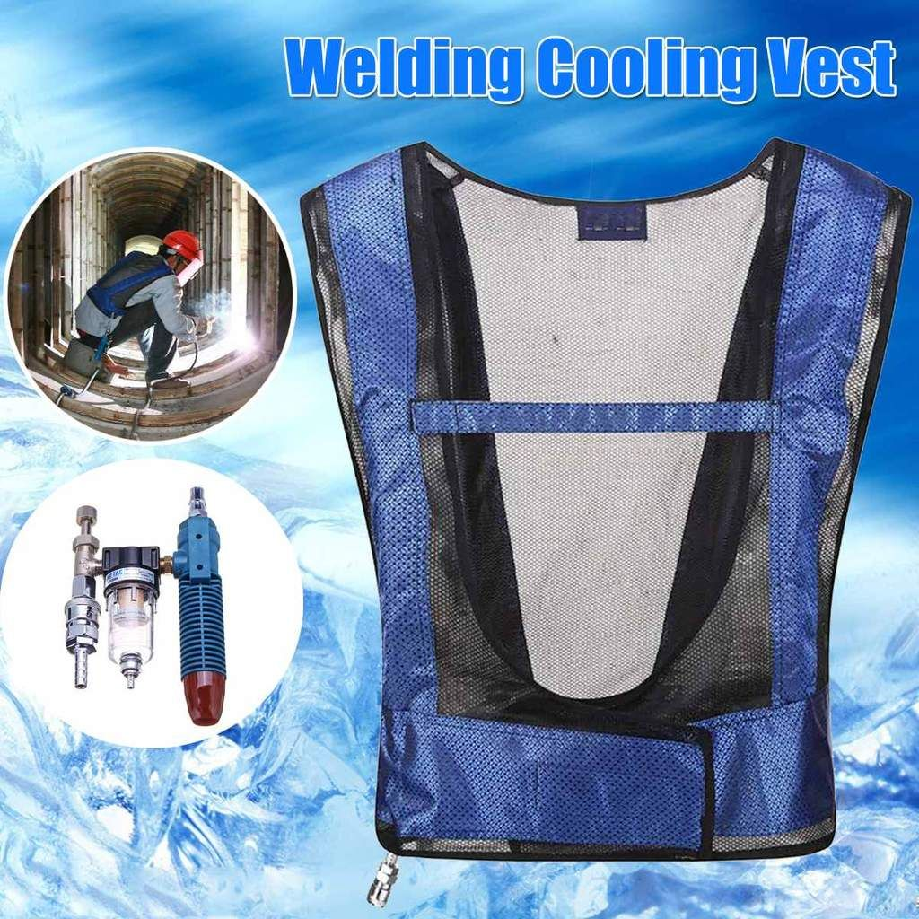 Portable Human Conditioned Clothing Mig Tig Welding Clothes Cool