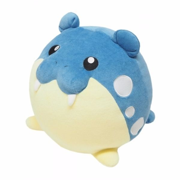 5 In Pokemon Center Spheal Plush Toy Stuffed Figure Doll Collection Gift