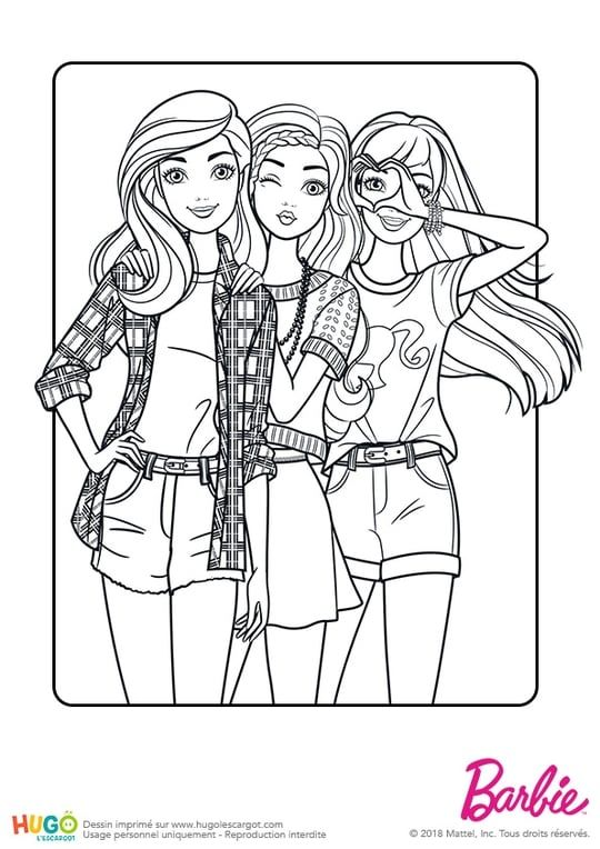 100 Coloring Pages Barbie Images In 2020 Coloring Pages Barbie Coloring Pages Barbie Coloring