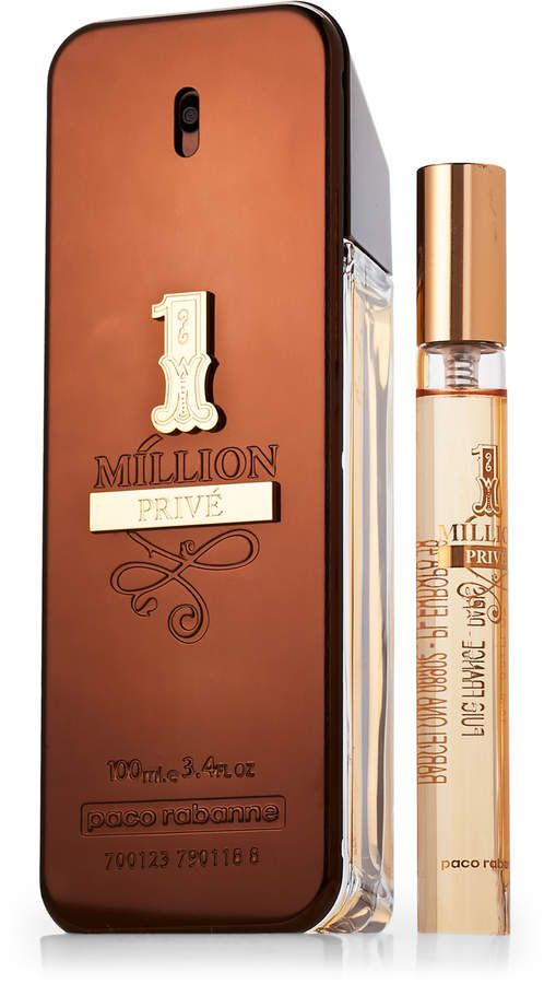 Paco Rabanne 1 Million Prive Two Piece Fragrance Gift Set Products