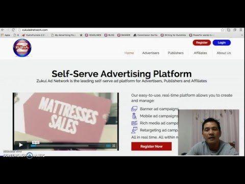 ZukulAdNetwork Pre-Launch April 1, 2016 - YouTube