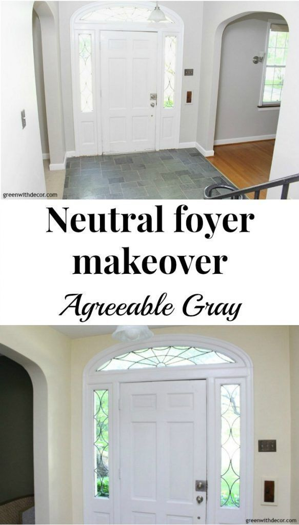 Makeover Ideas - Before and Happy After : Gorgeous shade of gray: Agreeable Gray by Sherwin Williams. This foyer has so mu... TrendyIdeas.net | Your number one source for daily Trending Ideas #sherwinwilliamsagreeablegray Makeover Ideas - Before and Happy After : Gorgeous shade of gray: Agreeable Gray by Sherwin Williams. This foyer has so mu... TrendyIdeas.net | Your number one source for daily Trending Ideas #sherwinwilliamsagreeablegray Makeover Ideas - Before and Happy After : Gorgeous shade #sherwinwilliamsagreeablegray
