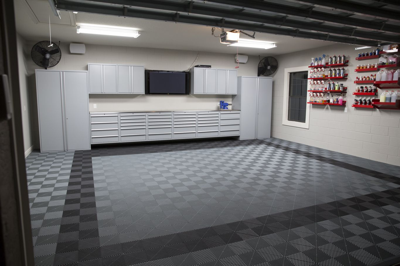 Awesome Garage Floors Ideas, perfect for your home