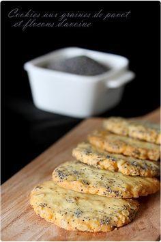Cookies aux flocons davoine