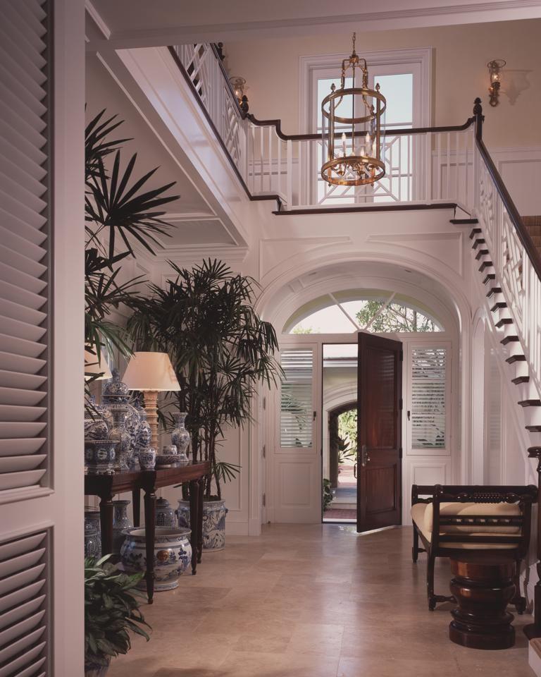 Casas Mansiones Rosario Conteras: Scott Snyder Inc. Waterfront Palm Beach, FL Home Project