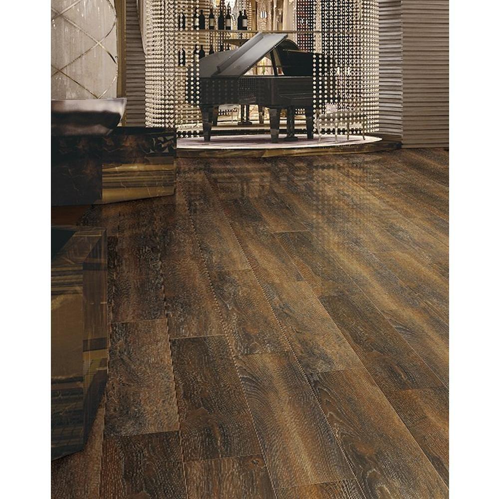 Denali Walnut Ceramic Tile 6in X 36in 100242197 Floor And