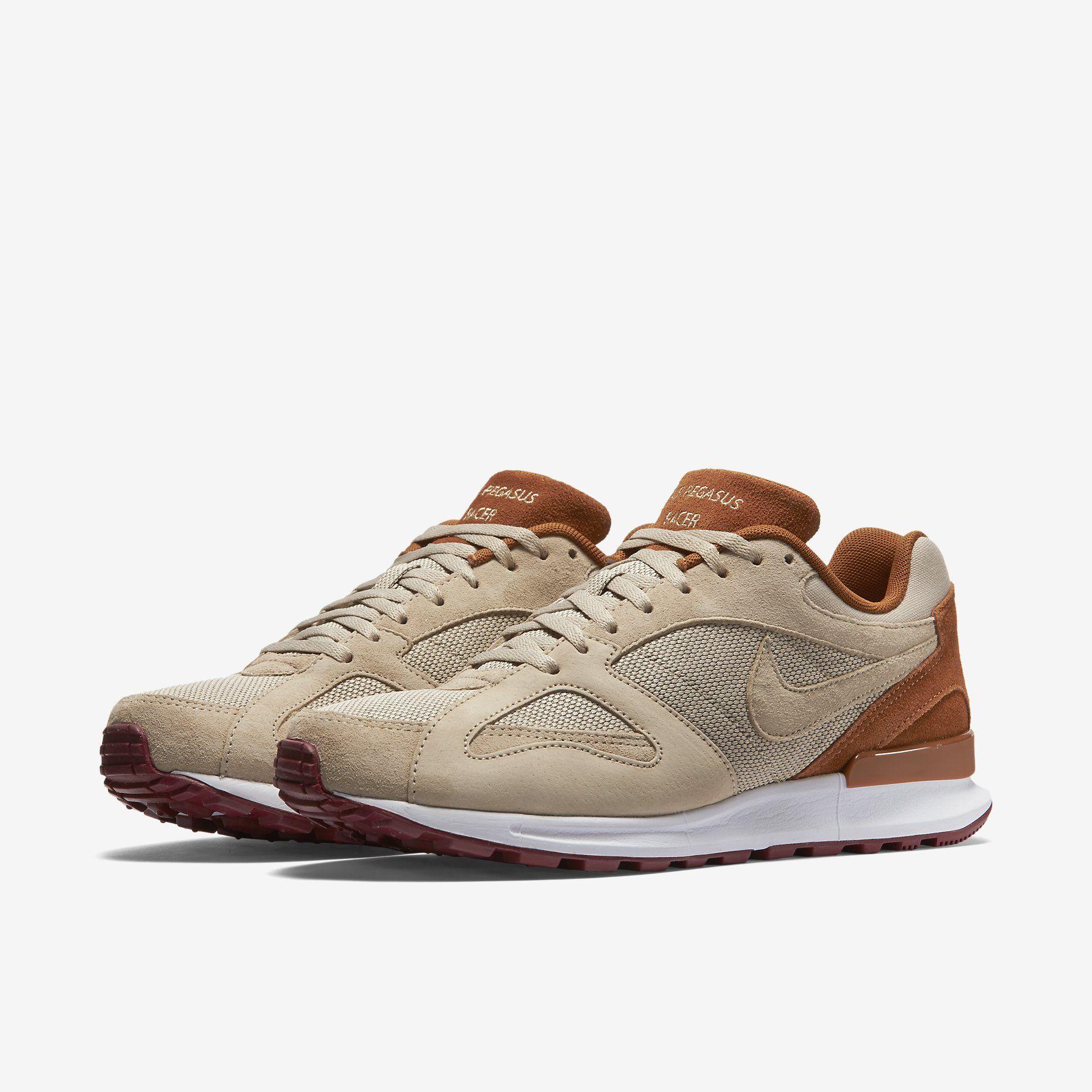 cuero Inesperado ignorancia  Nike Air Pegasus New Racer Premium Men's Shoe. Nike.com   Sapatilhas, Tenis