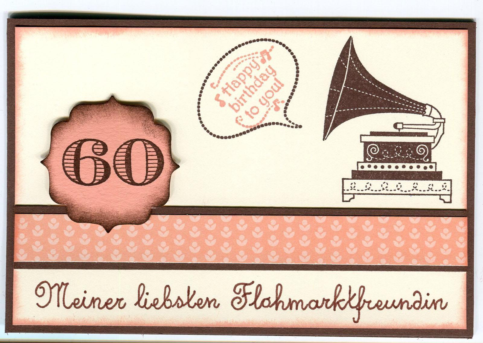 Einladungen Zum 60 Geburtstag Vorlagen