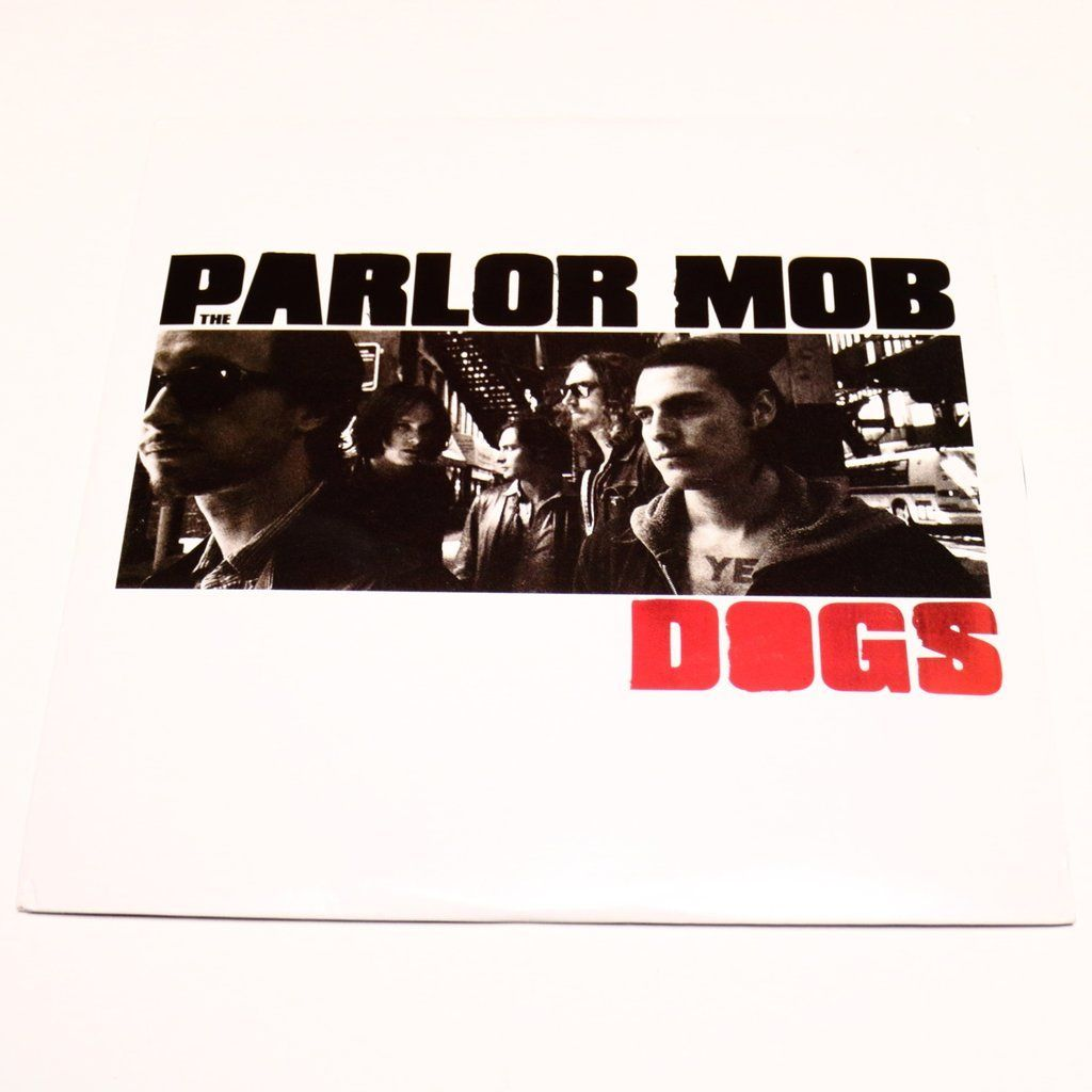 Dogs by The Parlor Mob (Vinyl, Oct2011, 2 Discs