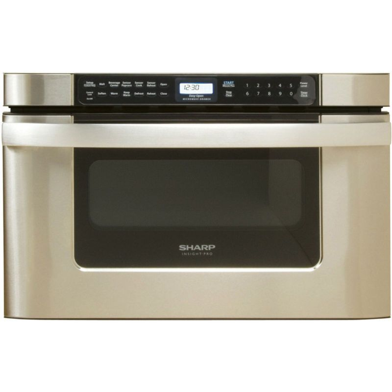Sharp 24 Refurbished Microwave Drawer At Countrywideliance For Just 499 With Shipping