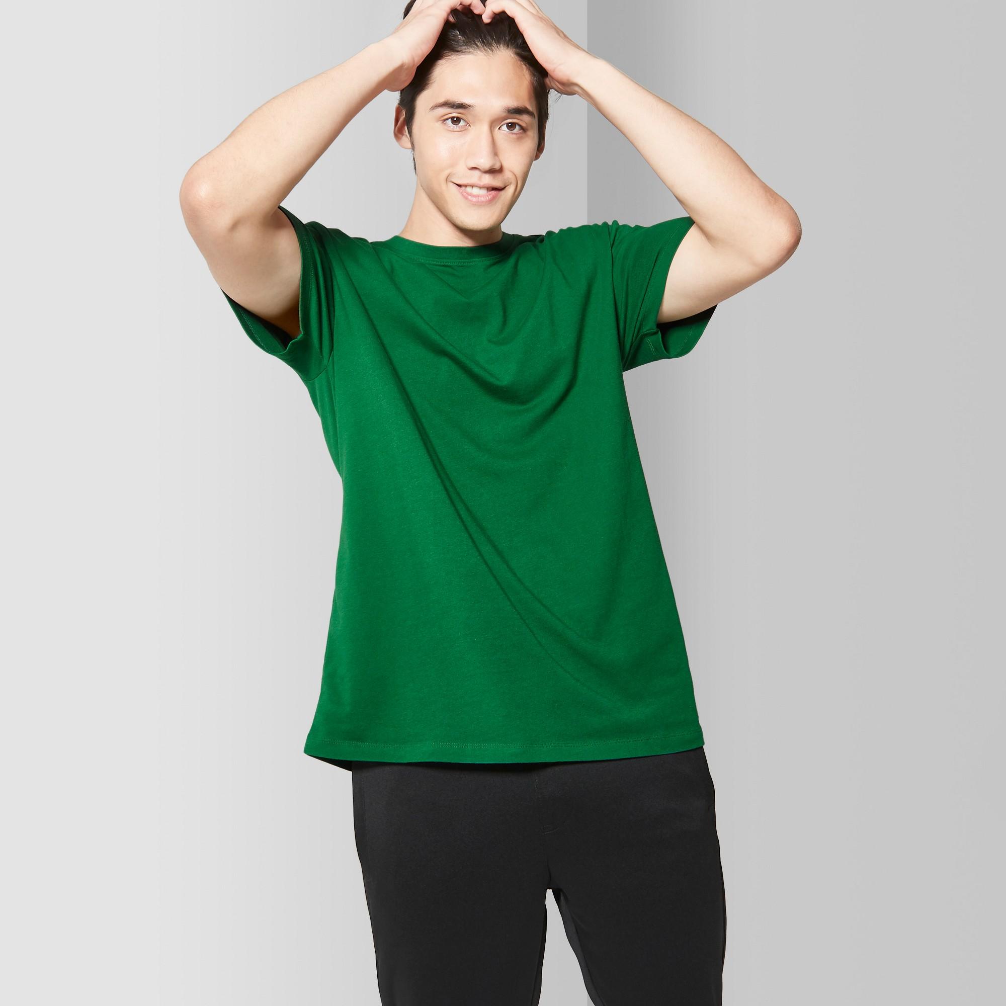 3ec1c91e2 Men's Short Sleeve Boxy T-Shirt - Original Use Jade Winner 2XL ...