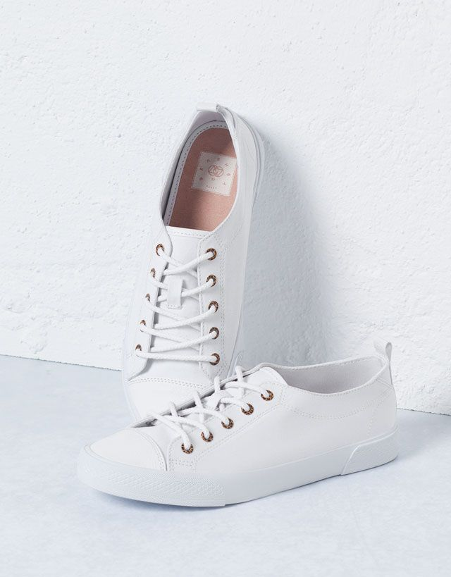 Todo - Chica - Zapatos NEW COLLECTION - Zapatos - Bershka Ecuador ... de0e09a6835