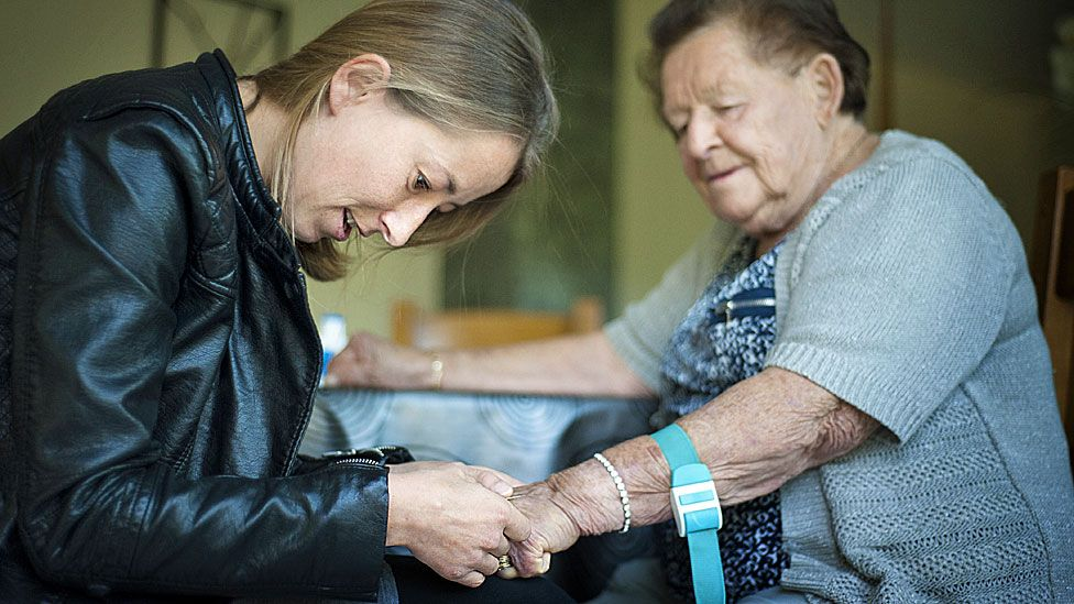 'Sandwich carers completely undervalued' Home care