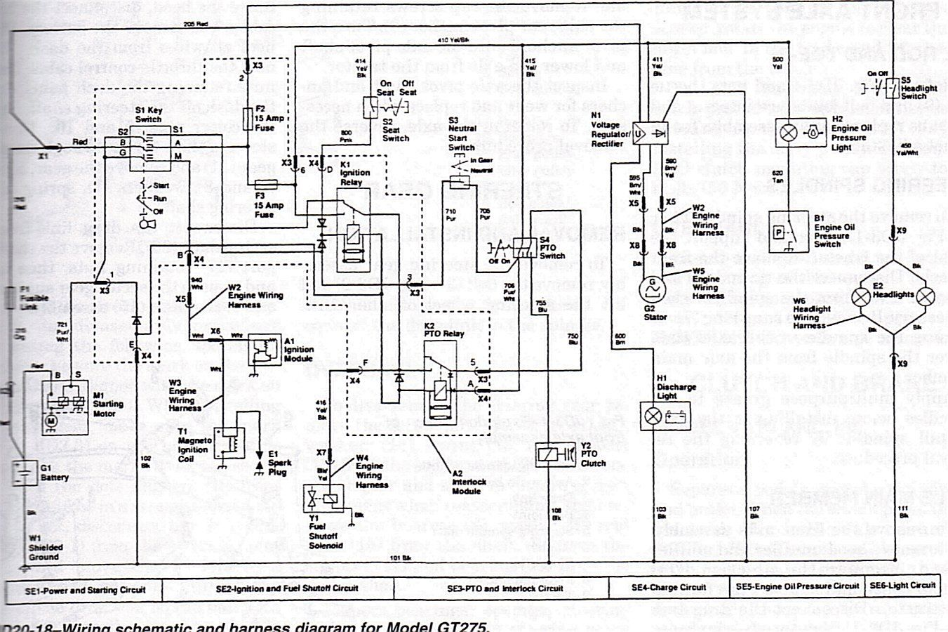 Wiring Diagrams For 757 John Deere 25 Hp Kawasaki Diagram