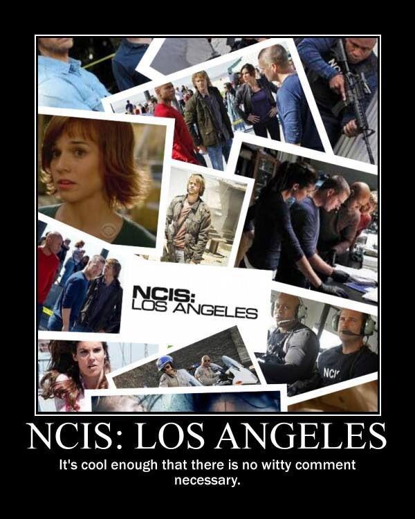 NCIS- LA