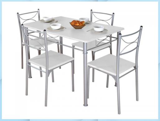 Offrez Vous Un Ensemble Table Et Chaises Parf En 2020 Chaise Cuisine Table Et Chaises Ensemble Table Et Chaise