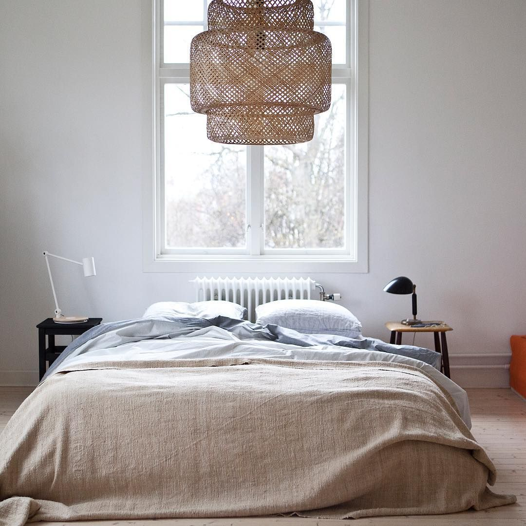 Track Lighting Bedroom Bedroom Chairs With Arms Bedroom Bench Restoration Hardware Warm Bedroom Colors Paint: Ikea 'Sinnerlig' Pendant Lamp @ikeafamilymag