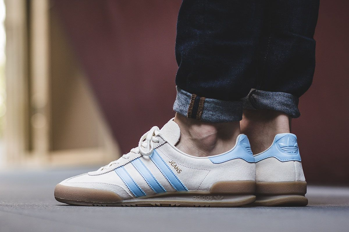On-Foot  adidas Jeans