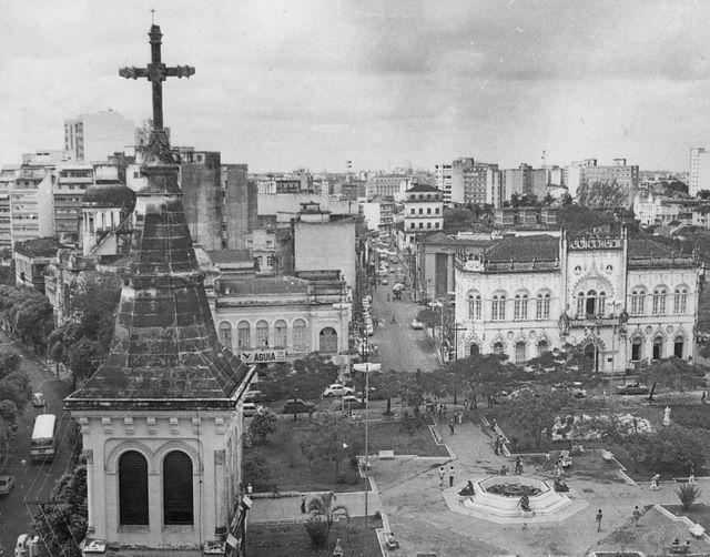 Praca Da Piedade Fotos Historicas Cidade Fotos Antigas