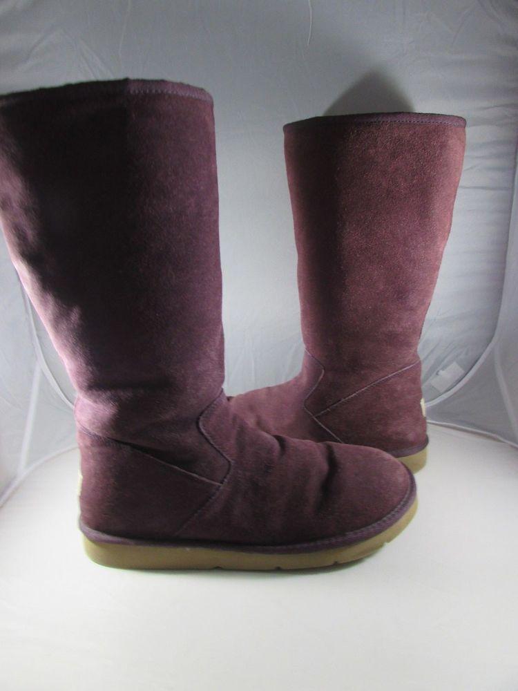 a77daef33d8 UGG Australia Sunset Zipper Tall Boots - Size 12 for Women #fashion ...