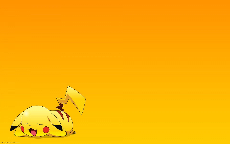 Pokemon Pikachu Wallpapers Full Hd Wallpaper Search Pokemon In
