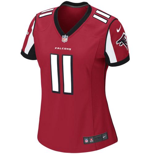 new styles 47830 9abb1 Women's Julio Jones Game Jersey | Falcons for Her | Atlanta ...