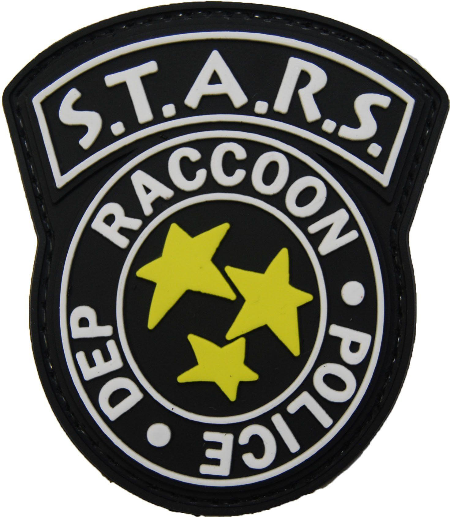 Redisent Evil S T A R S Velcro Morale Patch Resident Evil Raccoon City Resident Evil Resident Evil Movie