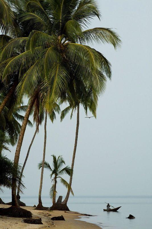 Sierra Leone Beaches