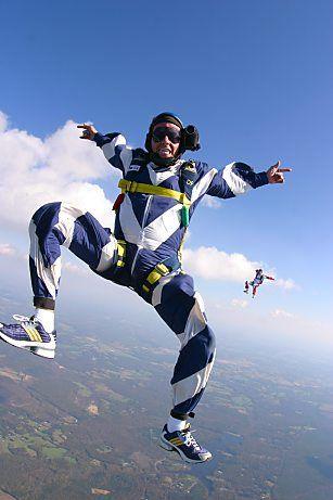 Skydive Skydiving Base Jumping Paragliding