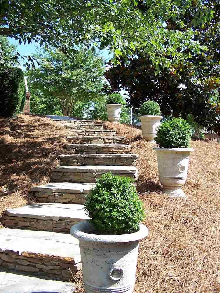 34+ Escalier jardin pas cher ideas