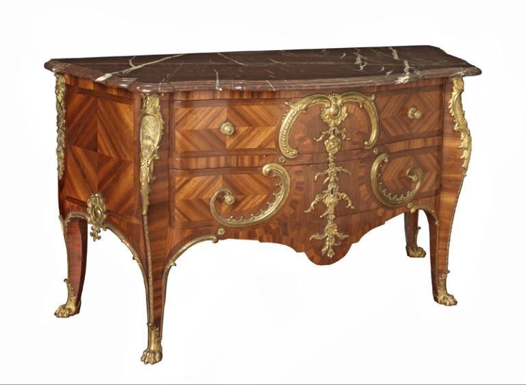 Charles Cressent Amiens 16 Decembre 1685 Paris 10 Janvier 1768 Ebeniste Commode Paris Vers 1735 1750 Musee Des Arts Decoratifs Art Decoratif Musee