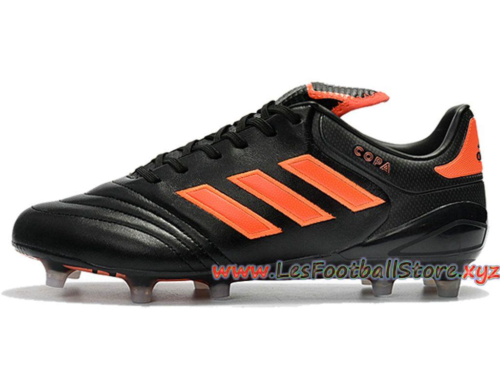 new styles 841cf 6a6d4 ... adidas copa 17.1 fg chaussure de football pas cher pour homme orange  noir merci pour