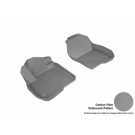 Husky Liners Front /& 2nd Seat Floor Liners Fits 12-16 F250 Crew w// foot rest