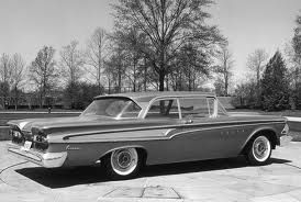 Edsel Is A No Go Was A Production Of A Car Marque Ends After Three