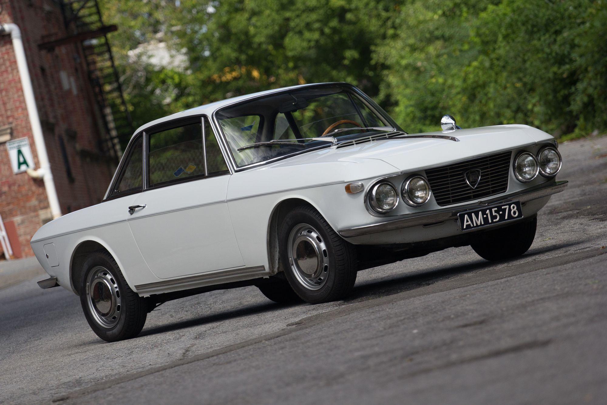 1968 Lancia Fulvia Coupe Series I 24 900 Avec Images
