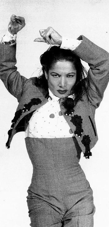 Carmen Amaya shattered barriers in the art form and introduced flamenco to the world