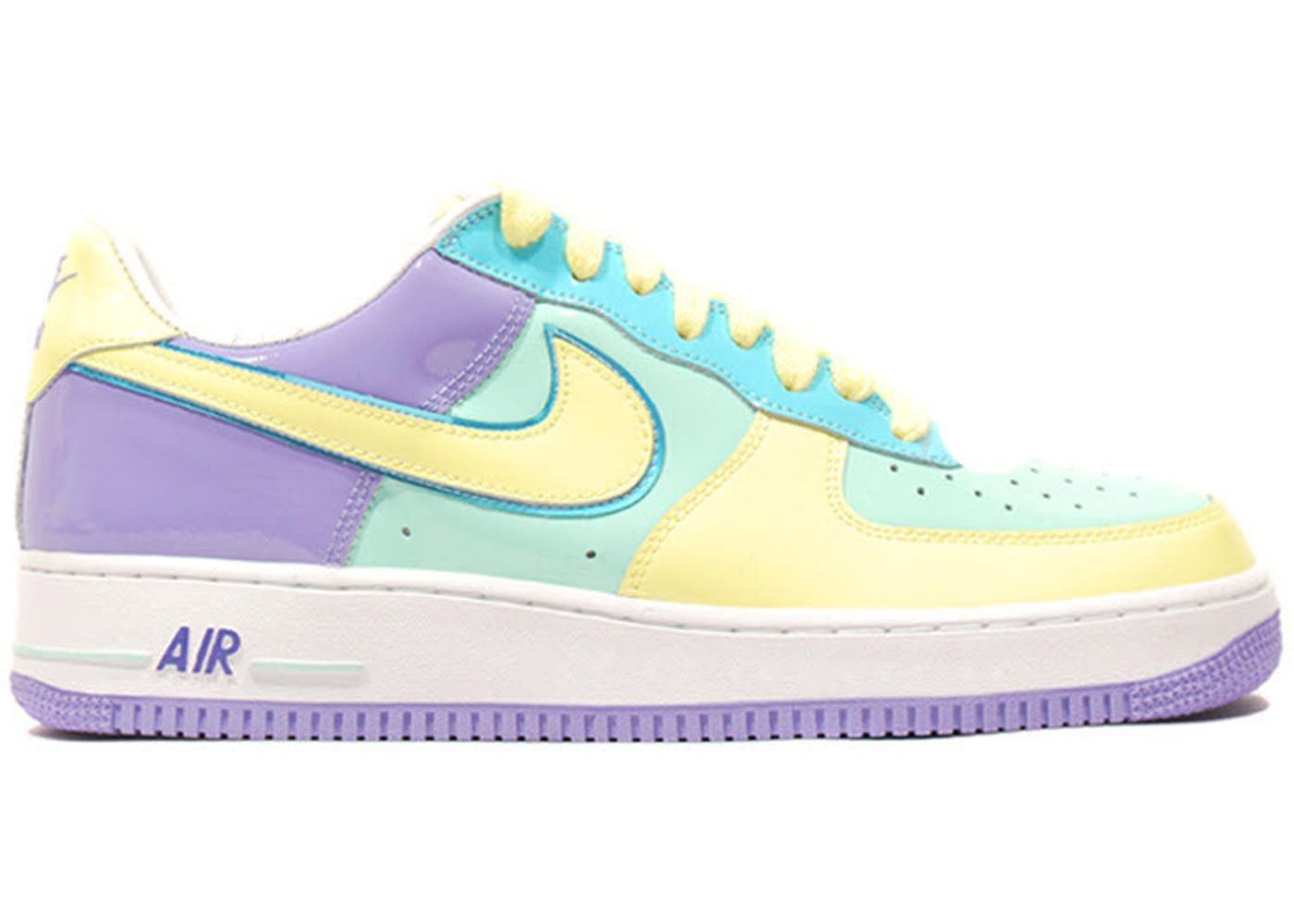 Nike Force 1 Low Easter Egg (2006) | Trendy shoes, Cute