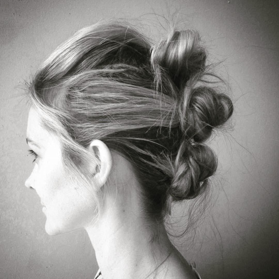 workout hairstyles for any class you take hair goals