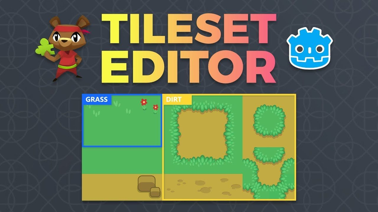 Liked on YouTube: New Tileset Editor in Godot 3 1: Preview and