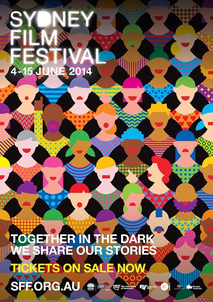 Poster design for college fest - Film Festival Posters