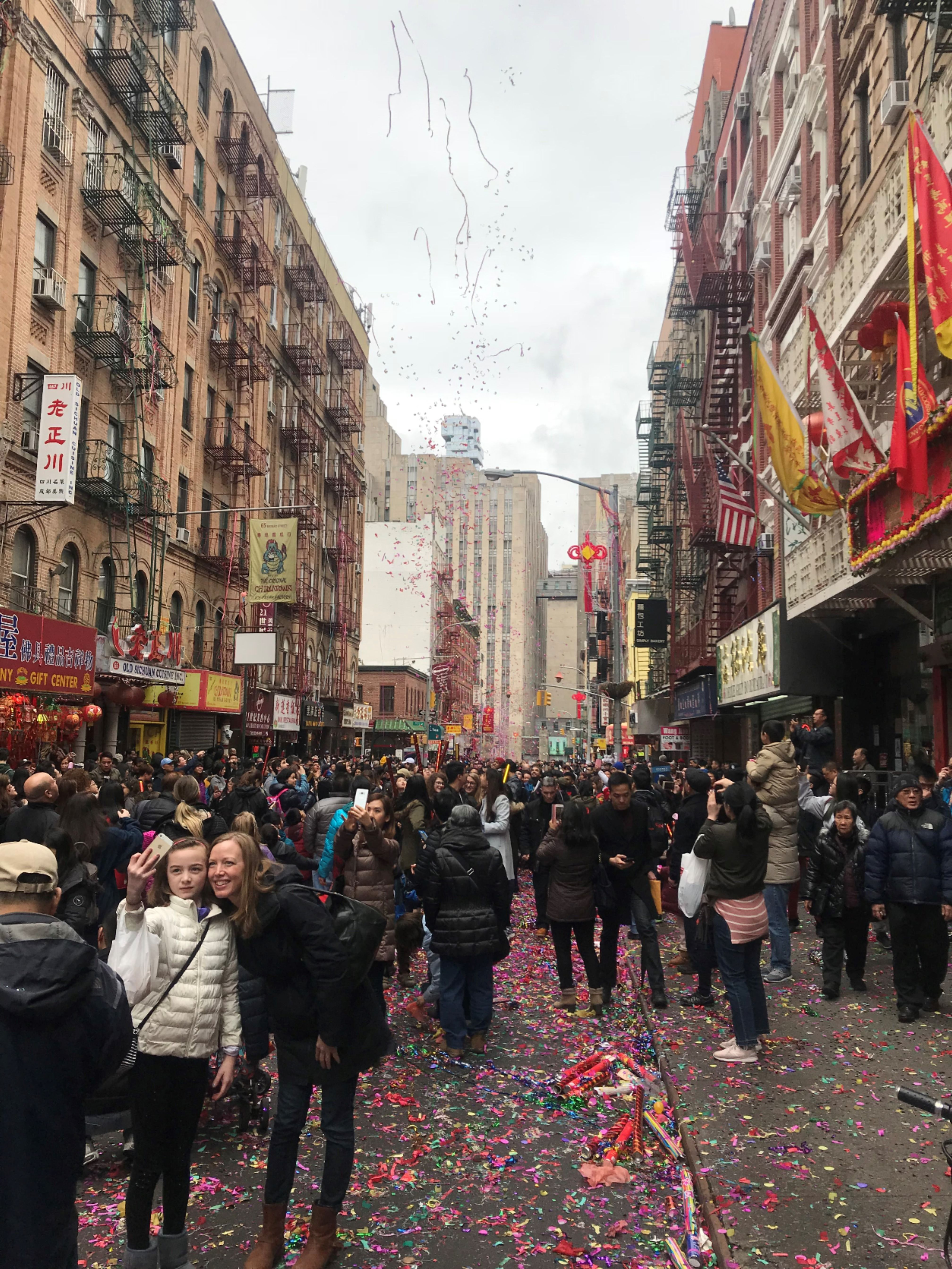 Come celebrate Chinese New Year with us on our Chinatown