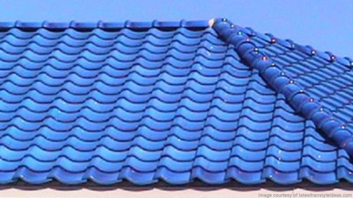 Metal Roofing Tile Materials Like Steel Zinc And Cooper Rarely Require Maintenance And Help Ensure A Metal Ro Metal Roof Tiles Metal Roof Metal Roofing Prices