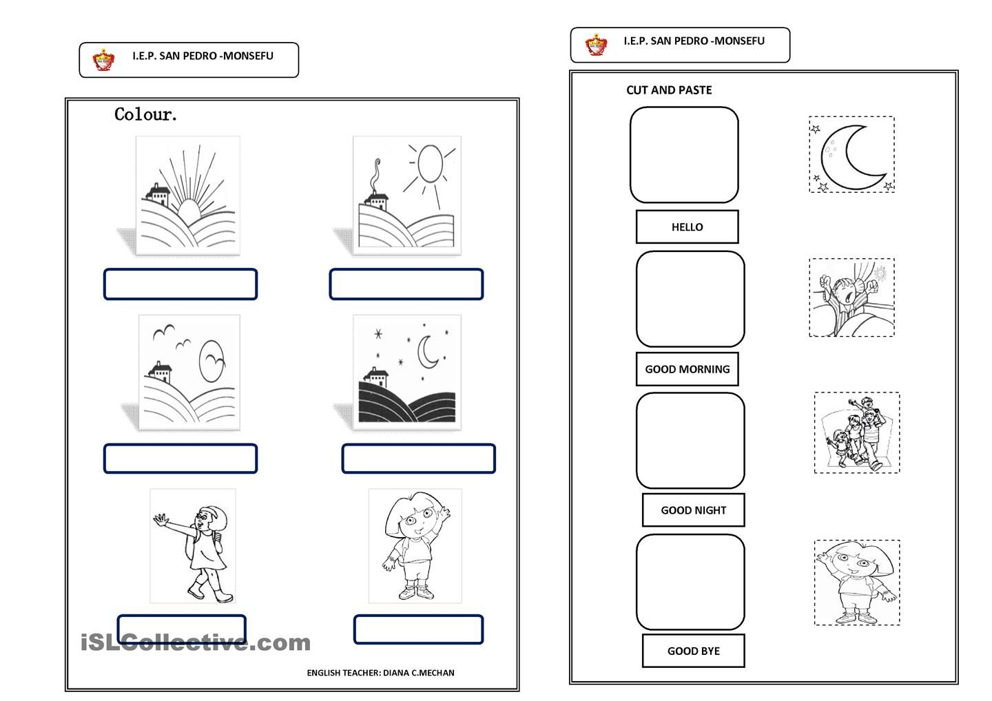 Spanish worksheets for kindergarten spanish greetings worksheet spanish worksheets for kindergarten spanish greetings worksheet spanish ed pinterest spanish greetings spanish worksheets and worksheets kristyandbryce Gallery