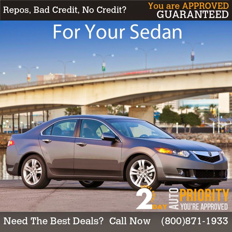 Guaranteed Credit Autos New drive, Sedan, Auto