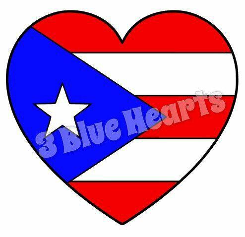 puerto rico flag heart studio svg puerto rico flag studio svg
