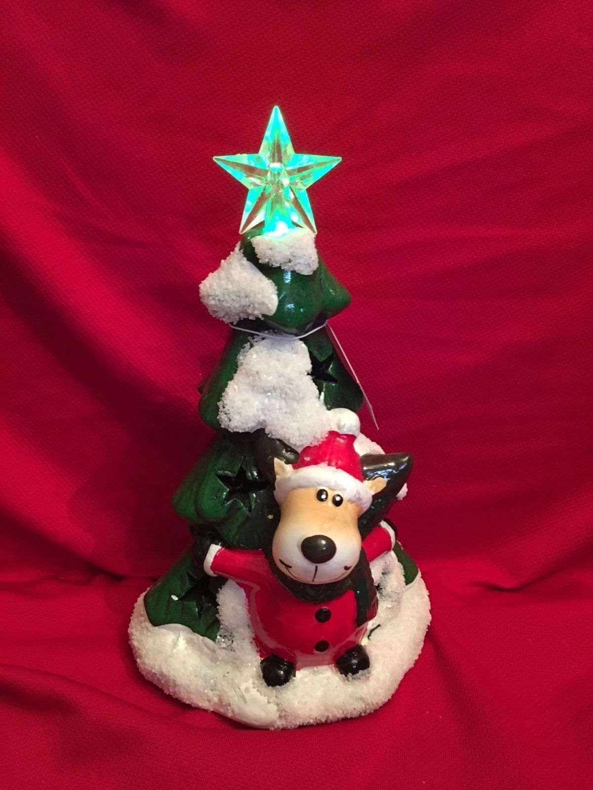 Christmas Decor Lit Figurine Tree https://t.co/UeD7BjxaIh https://t.co/kCxZdFF0A6