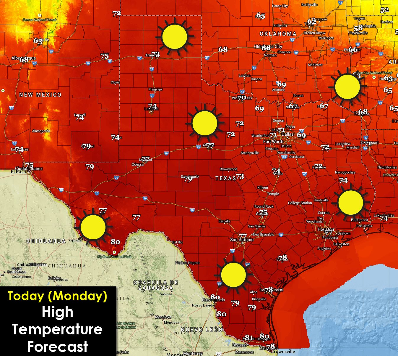 Gorgeous Spring Like February Day Texas Storm Chasers Days In February Texas Storm Greatful